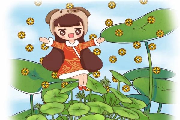 """新春养这花,盆里全是""""钱"""",发财了!"""