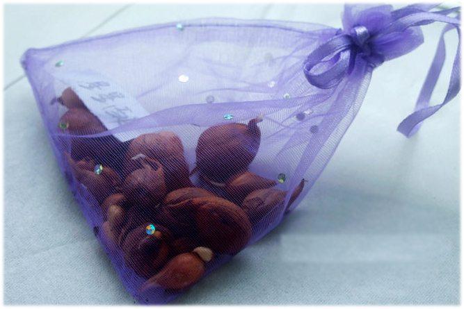 酢浆草种球纱袋保存