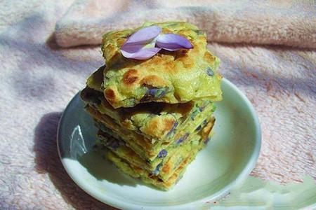 个别地区的紫藤糕