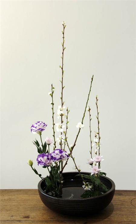4.直上型插花