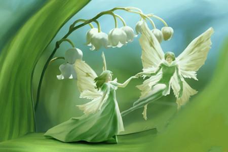 铃兰花的花语_铃兰花语是什么 - 花百科
