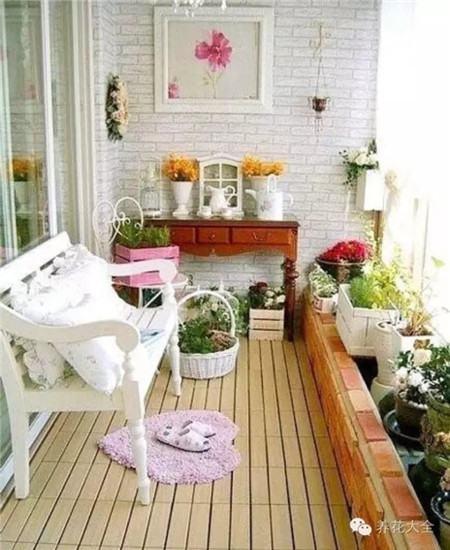 室内小花坛