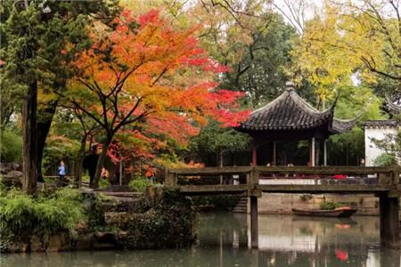 苏州园林的图片