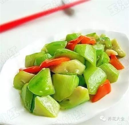 丝瓜食用方法