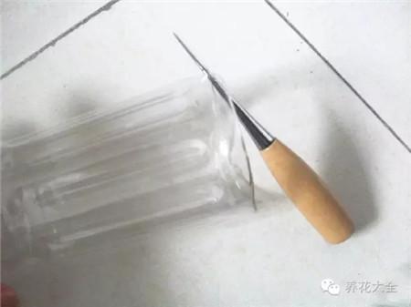 塑料瓶分开