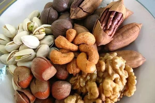 10大坚果食用禁忌