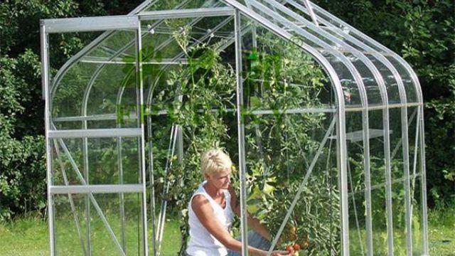 如何建造简易小温室