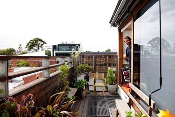你家阳台只晒衣服,他家的却美成花园!