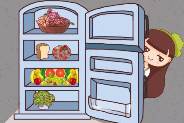 多肉塞到冰箱里,竟然越变越红,砰砰爆出5个头!
