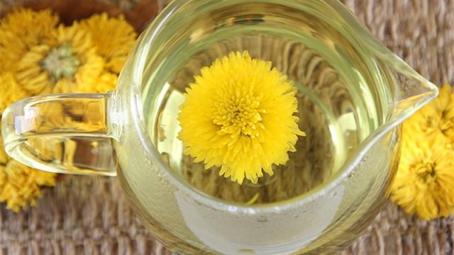 菊花茶可以天天喝吗