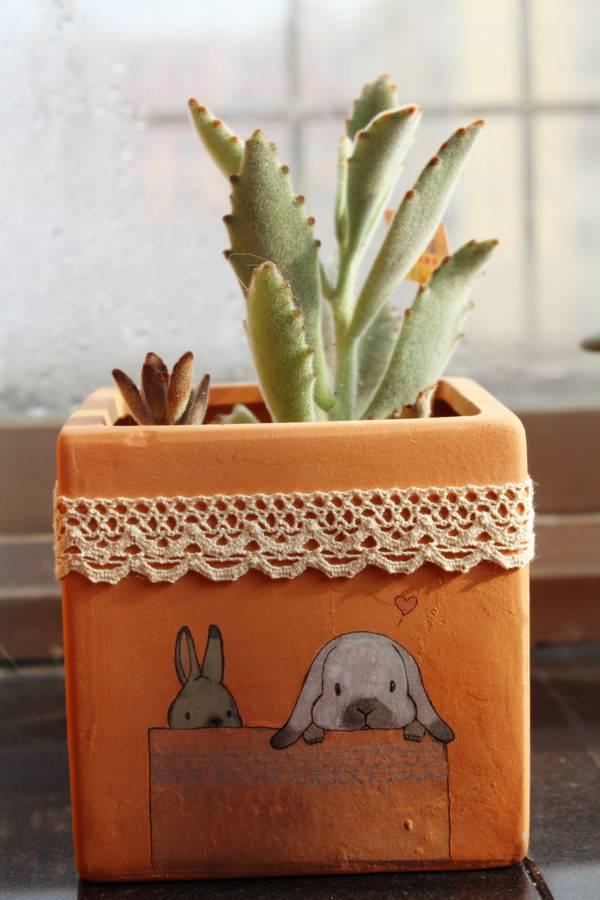 兔怀夜月——月兔耳